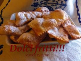 Dolci Fritti !!!
