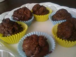 Bonbon di nocciole al cioccolato