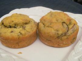 muffin di trevigiana