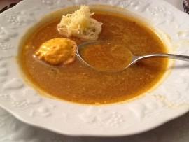 Soupe a la francaise