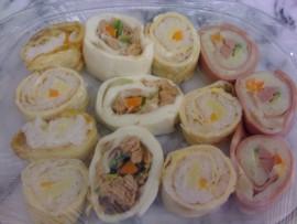 Finti maki-sushi per i più piccini